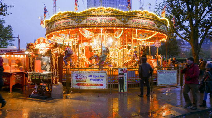 Get into the festive spirit at Southbank Centre Winter Festival