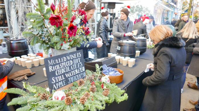 Belgravia Christmas market