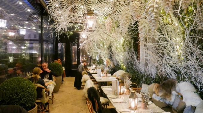 The best kept secret in London – Dalloway Terrace!