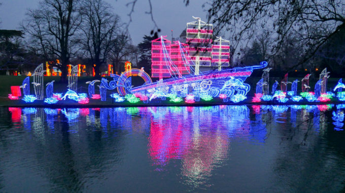 Visiting The Magical Lantern Festival –  a truly must-see!