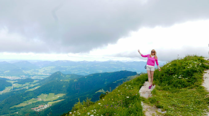 Visiting Hitler's Eagle's Nest in Berchtesgaden