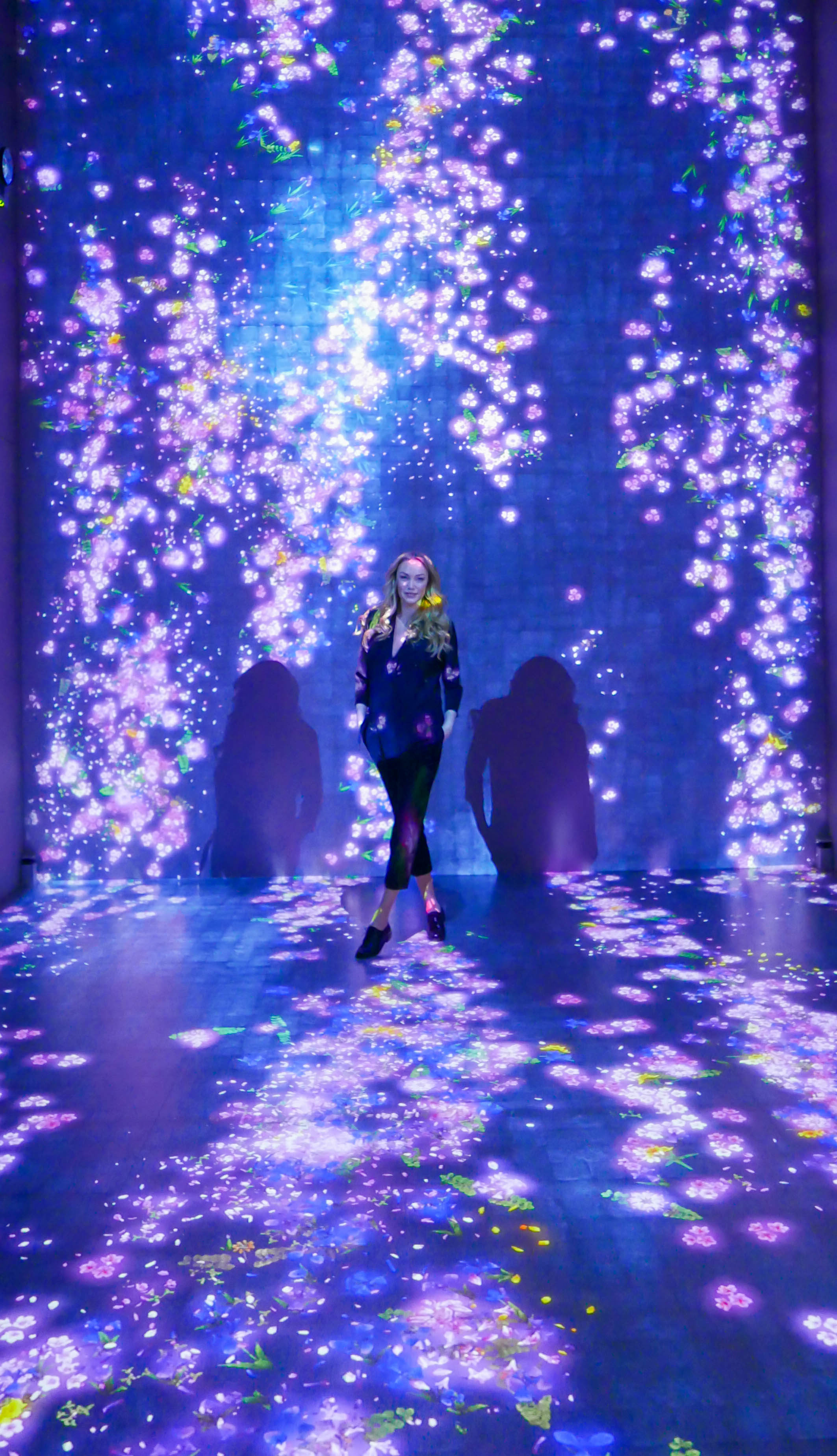 A digital wonderland at Pace Gallery London!