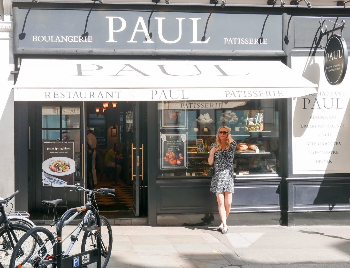 Le Restaurant de Paul – A taste of France in Covent Garden