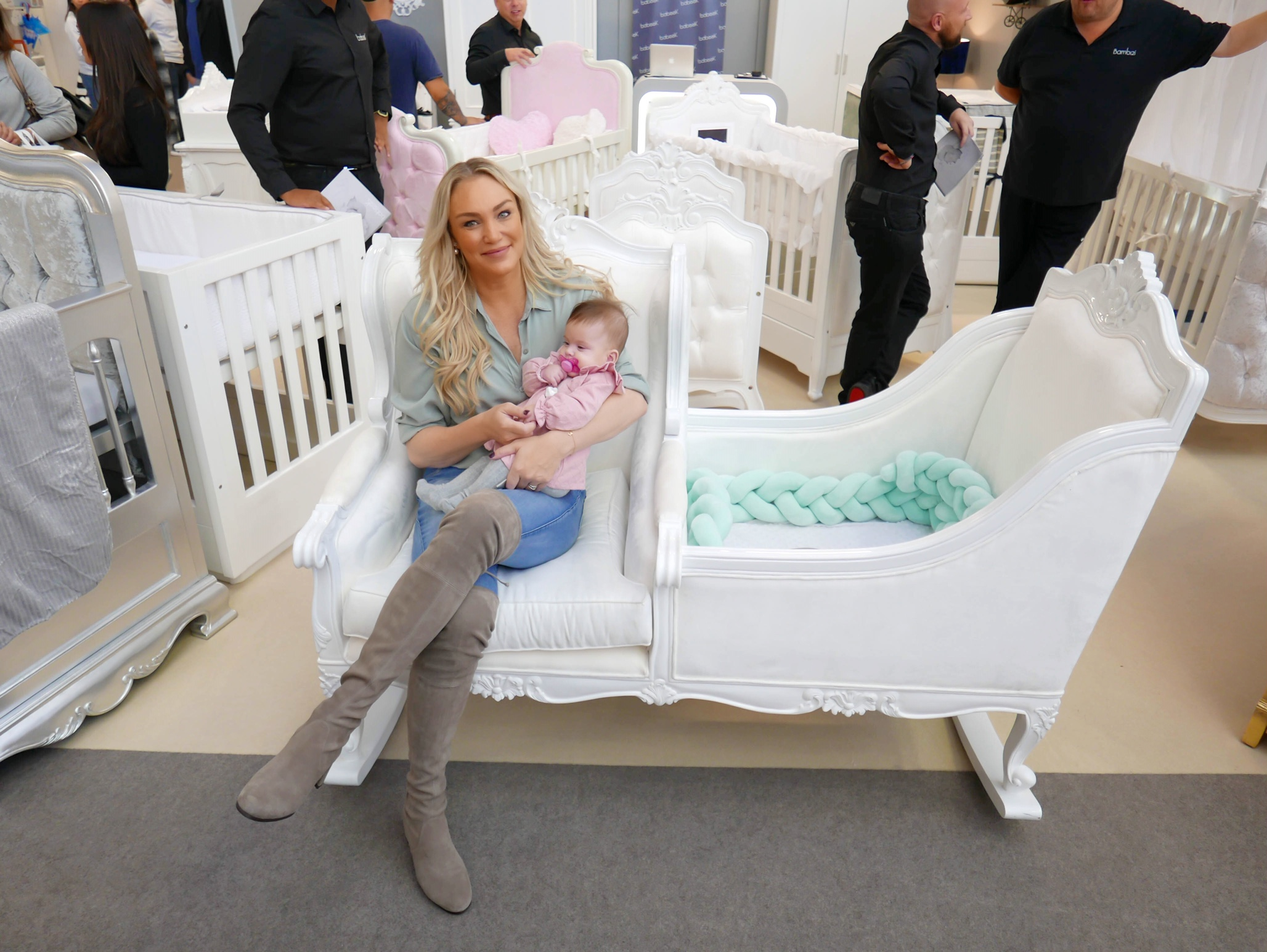 Why you should visit the Baby Show in London