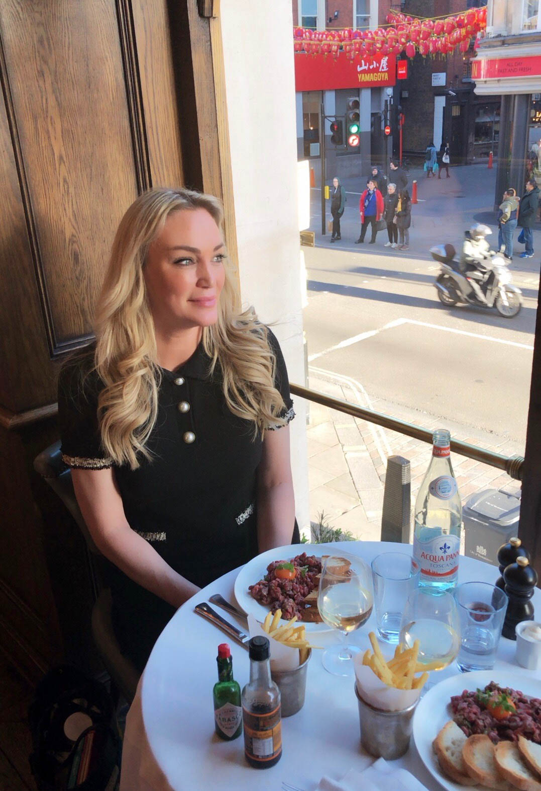 Ladies Lunch at Cafe Monico