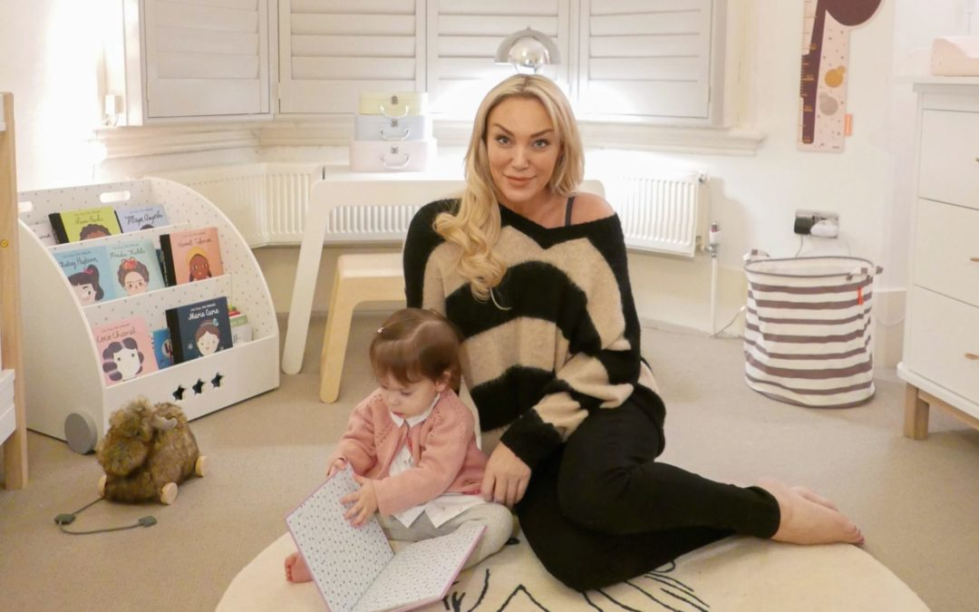 10 things I love in Clara's Nursery