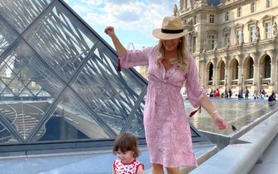 How to spend a Weekend in Paris with a Toddler