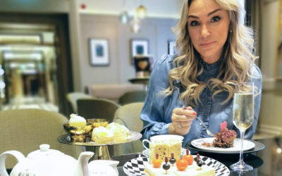 As Beautiful as it Gets – The Queen of Hearts Afternoon Tea at Kona