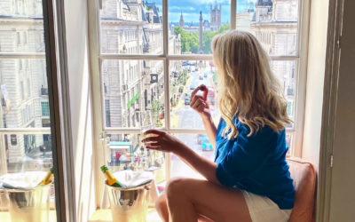 An Urban Retreat at Hotel Cafe Royal London